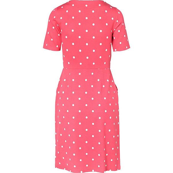 Tom Tom Kleid weiß Kleid Tom rot Joule weiß rot Joule PgX4aq