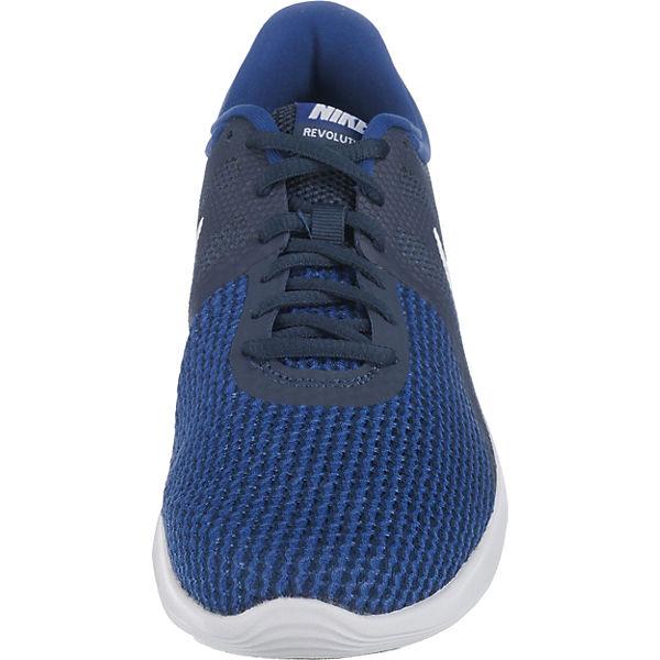 Nike Performance, Revolution  4 Laufschuhe, dunkelblau   Revolution d42a21