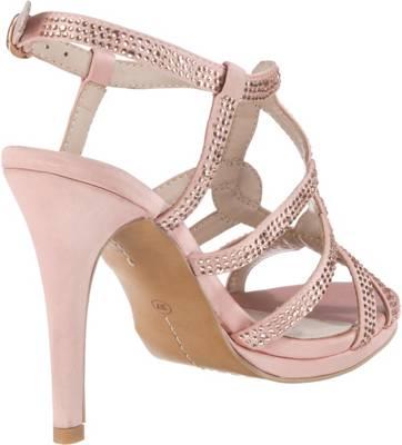 Alma en Pena, Klassische Sandaletten, rosa   mirapodo