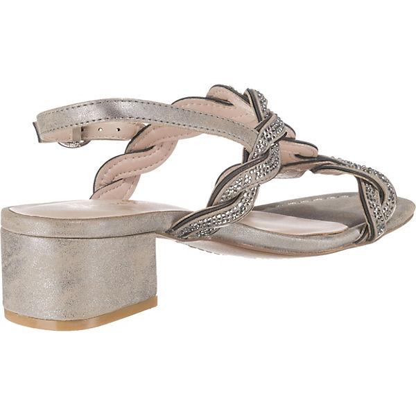 Alma en Pena Pena Pena T-Steg-Sandaletten grau  Gute Qualität beliebte Schuhe 42d7da