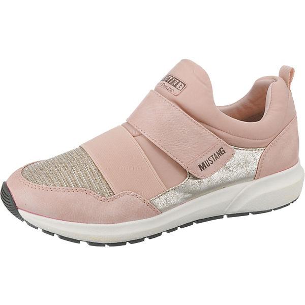 MUSTANG MUSTANG rosa rosa Sneakers Low MUSTANG Sneakers Low 6ExxwTq58