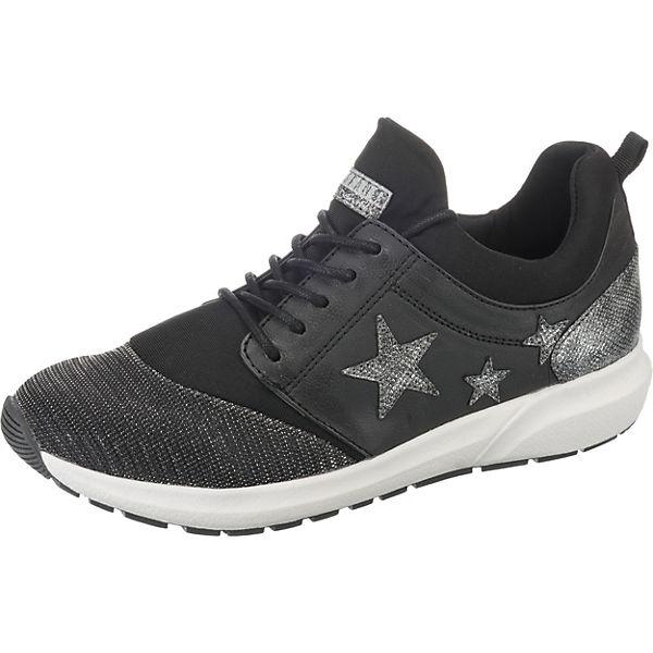 schwarz schwarz MUSTANG MUSTANG Sneakers Sneakers Low Sneakers schwarz MUSTANG Low Low CfvHwqxx