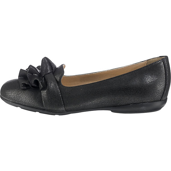 GEOX, D ANNYTAH Klassische Ballerinas, schwarz Schuhe  Gute Qualität beliebte Schuhe schwarz 5bd0cb
