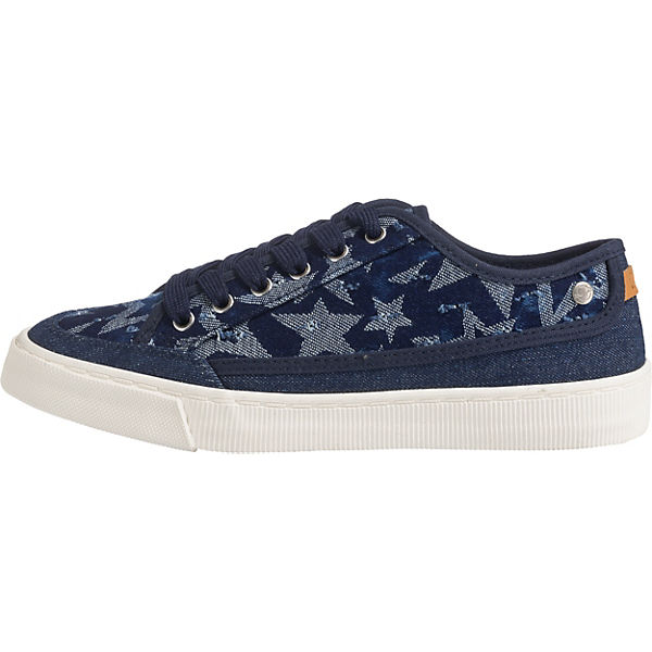 Sneakers Blau Peggy Wrangler Share Low 6wpZREq