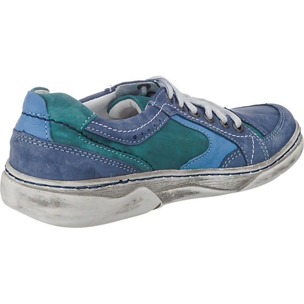 Kacper, Komfort-Halbschuhe, blau-kombi Schuhe  Gute Qualität beliebte Schuhe blau-kombi c4f01a