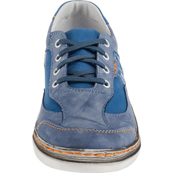 Kacper, Kacper, Kacper, Komfort-Halbschuhe, blau   4b35bf