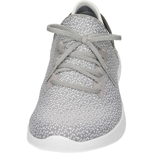 SKECHERS, Sneakers Low, grau beliebte  Gute Qualität beliebte grau Schuhe f91f3b