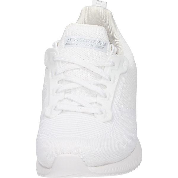 SKECHERS Sneakers Low weiß