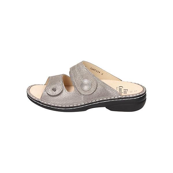 Finn Comfort Komfort-Pantoletten beige