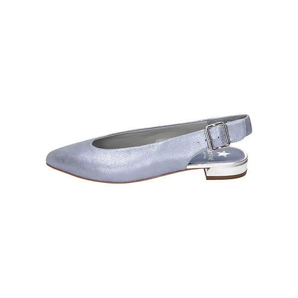 Maripé, Sling-Ballerinas, hellblau  Gute Qualität beliebte Schuhe