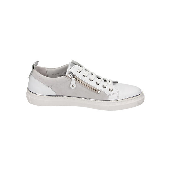 Gabor, Sneakers Gute Low, weiß  Gute Sneakers Qualität beliebte Schuhe 73cfa5