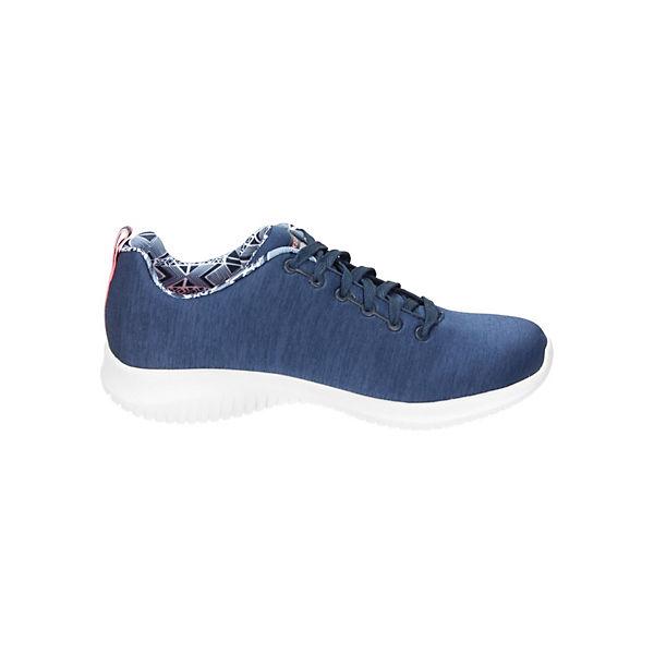 SKECHERS, Gute Sneakers Low, blau  Gute SKECHERS, Qualität beliebte Schuhe 2ec1e0