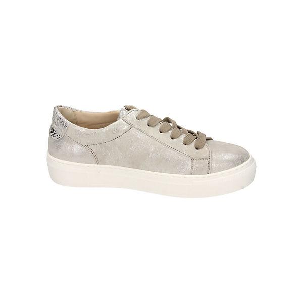 beige beige Low Gabor Sneakers Sneakers Low Gabor Low Sneakers Gabor Zqp6a6