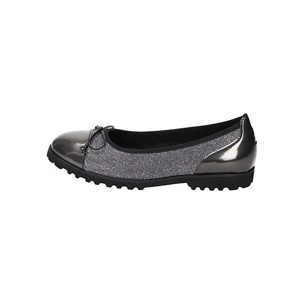 Gabor, Klassische Ballerinas, beliebte grau  Gute Qualität beliebte Ballerinas, Schuhe f47ca4