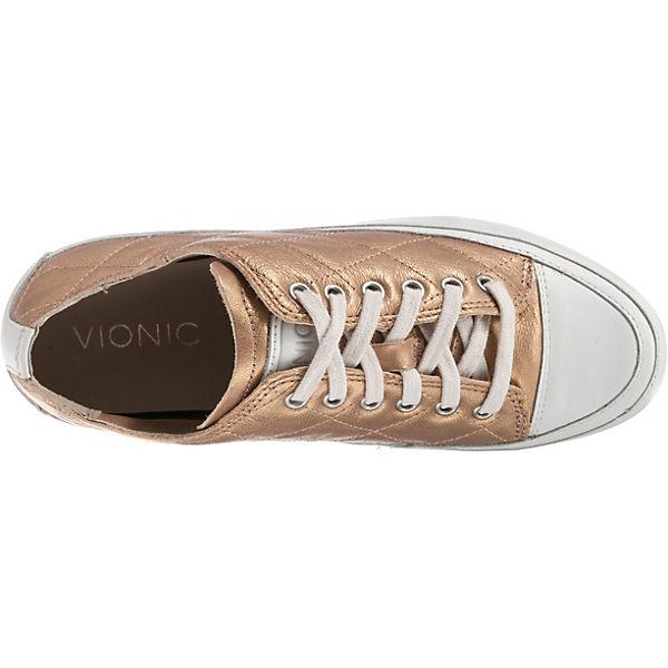 355EDIE Vionic Low 355EDIE Vionic Sneakers gold Ovwn6Rq