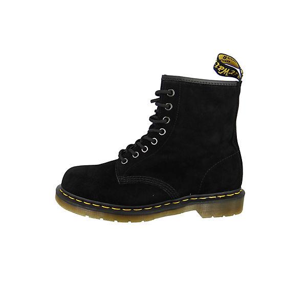 Dr. Martens, 1460 1460 1460 8-Loch 21466001 Schnürstiefel, schwarz Gute Qualität beliebte Schuhe a06951