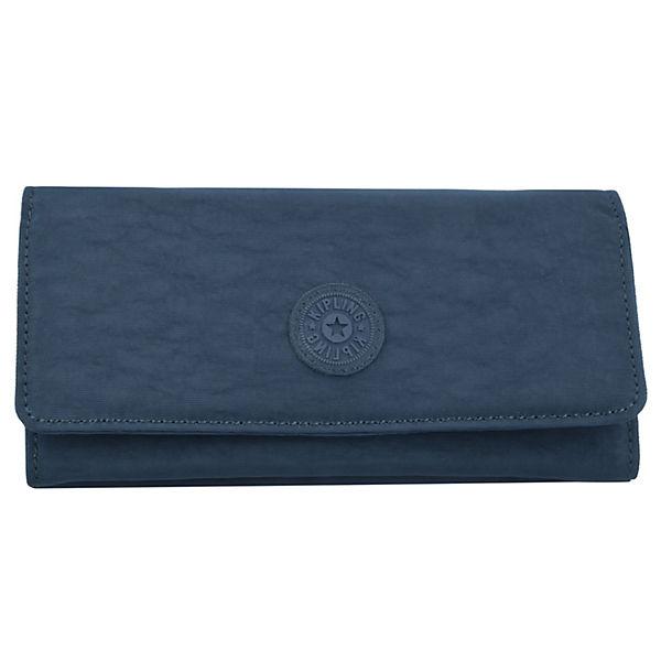 Kipling Basic Brownie Portemonnaies blau