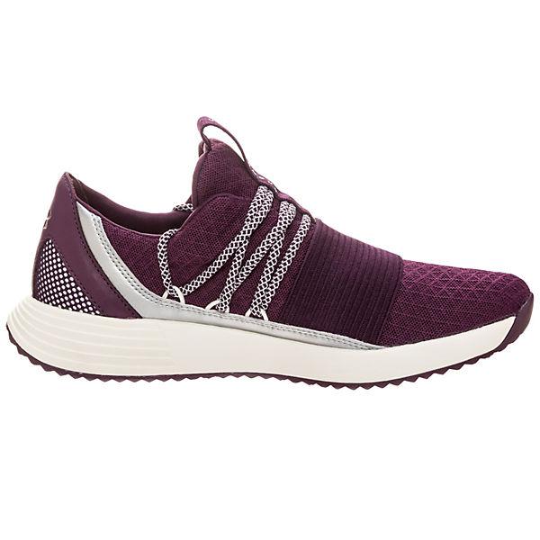 Under Armour, Gute Breathe Lace Sneakers Low, lila  Gute Armour, Qualität beliebte Schuhe 541d4b