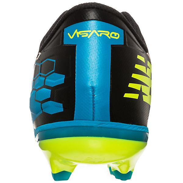 Mid 2 FG hellblau Fußballschuhe Level new balance 0 Visaro qng1H