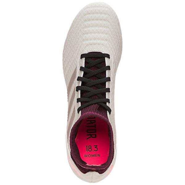 adidas Performance, Predator  18.3 FG Fußballschuhe, beige  Predator  5fb6a4
