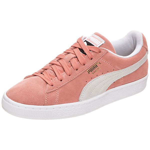 Classic Low PUMA rosa Sneakers Suede zXqxw5Rp