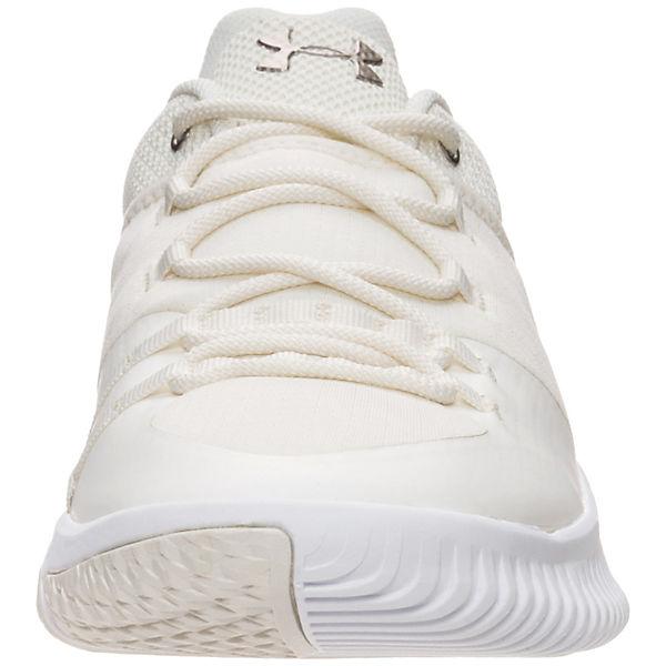 Under Armour Ultimate Speed Gute Laufschuhe weiß/gold  Gute Speed Qualität beliebte Schuhe afccd4