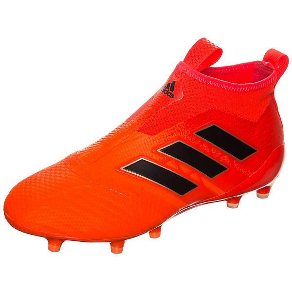 ACE Performance orange Purecontrol Fußballschuhe schwarz adidas FG 17 PYwdnFx