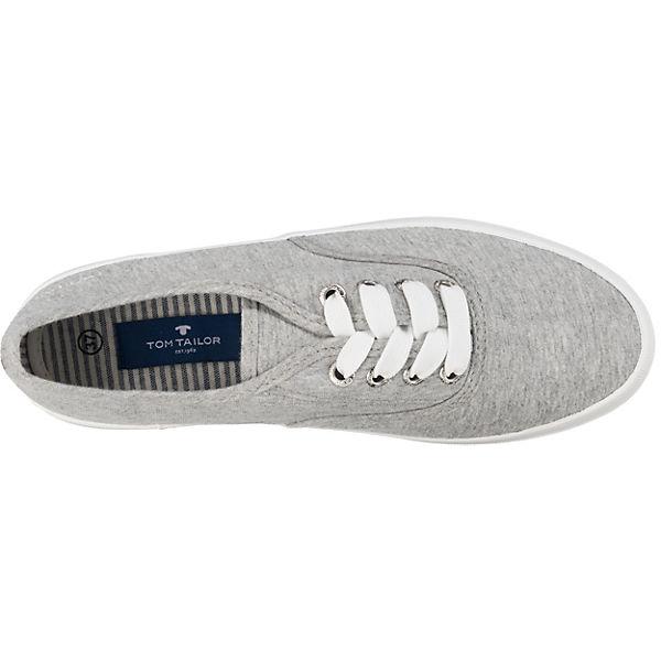 Sneakers TAILOR grau kombi Low TOM wpHa4qxXw