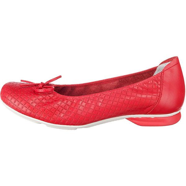 SABRINAS, CITY Klassische Ballerinas, beliebte rot  Gute Qualität beliebte Ballerinas, Schuhe d91335