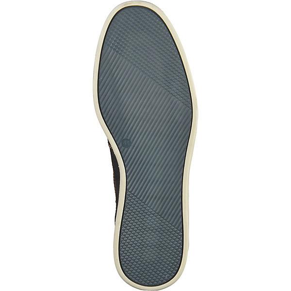 FRETZ FRETZ men Sneakers Low men Low Sneakers dunkelblau qpaUwrq