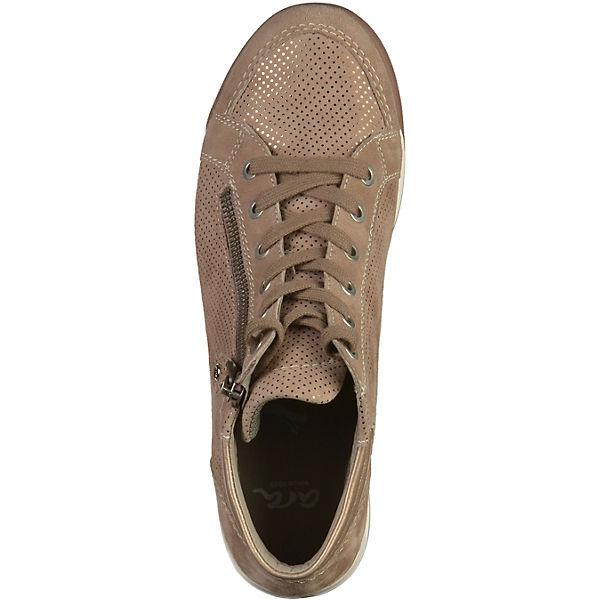 ara, Sneakers High, High, Sneakers braun   166688