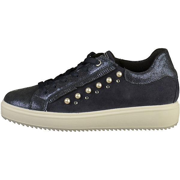 IGI & CO, Sneakers Low, dunkelblau
