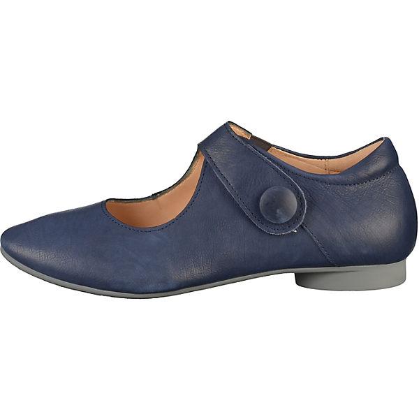 Think!, Halbschuhe, beliebte blau  Gute Qualität beliebte Halbschuhe, Schuhe 802914