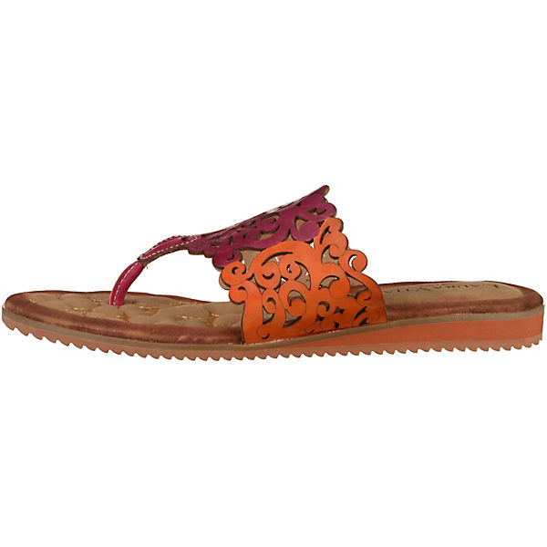 Laura Vita, Zehentrenner, rosa  Gute Qualität beliebte Schuhe