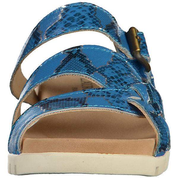 Laura Vita, Gute Pantoletten, blau  Gute Vita, Qualität beliebte Schuhe 276d38