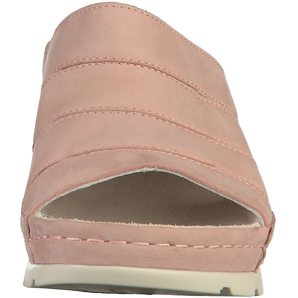 berkemann, Pantoletten, altrosa  Gute Qualität Qualität Qualität beliebte Schuhe bbd2a5