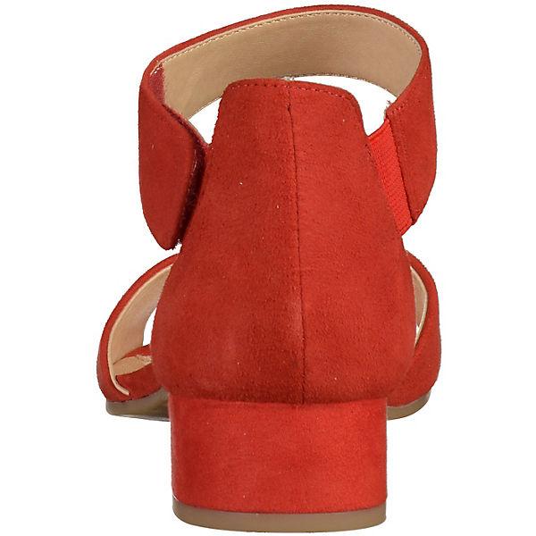 CAPRICE Klassische Sandaletten CAPRICE Klassische rot Xngvqn