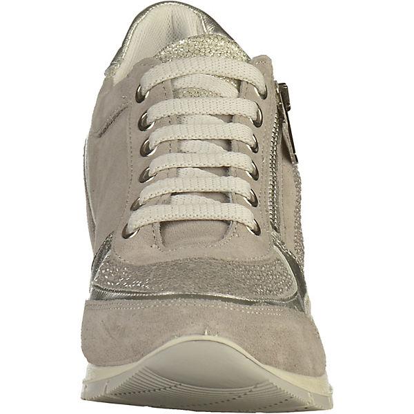 IGI & CO, Wedge-Sneakers, beliebte grau  Gute Qualität beliebte Wedge-Sneakers, Schuhe 51a643