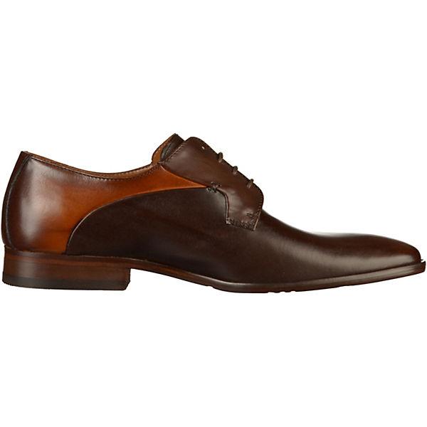 SALAMANDER,  Business-Schnürschuhe, braun  SALAMANDER, Gute Qualität beliebte Schuhe 50542e