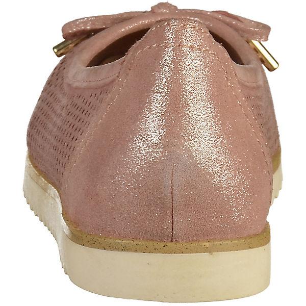 MARCO TOZZI Klassische Ballerinas rosa