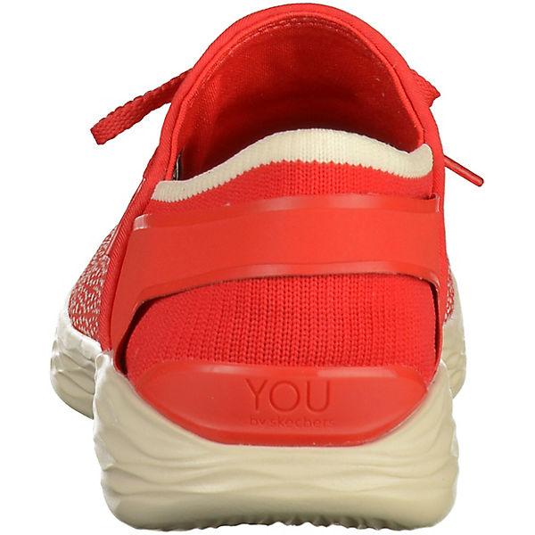 SKECHERS, Sneakers Low, Low, Sneakers rot   343764