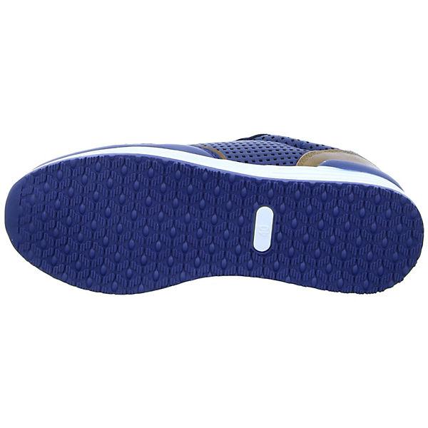 Sneakers blau Living Low 71125 Updated Fwwx7ECq