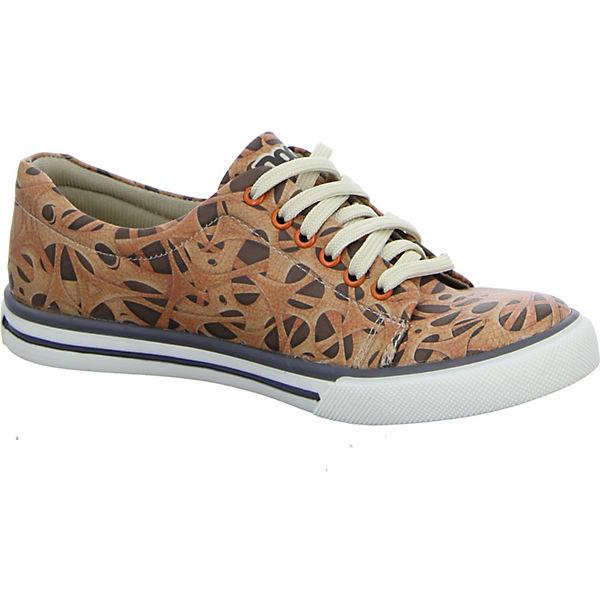 Dogo  Shoes, Organic Sneakers Low, orange  Dogo Gute Qualität beliebte Schuhe 1d9236