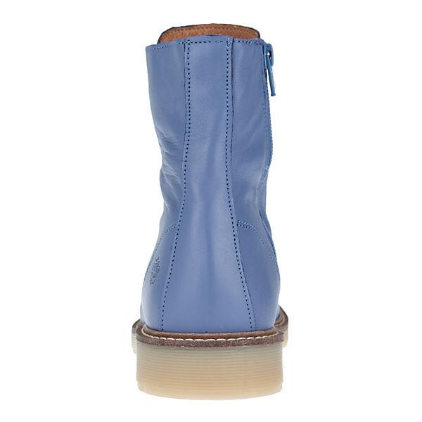 Apple of Eden, SUN beliebte Schnürstiefeletten, blau  Gute Qualität beliebte SUN Schuhe e90447