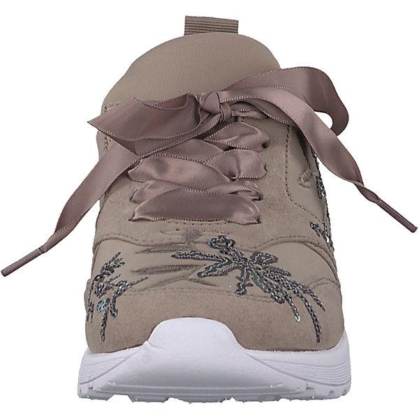 beige Oliver s Sneakers Low Sneakers Low s Oliver s Oliver Sneakers beige Low Cz1qwqd