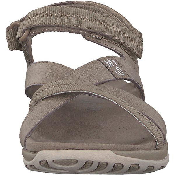 s.Oliver,  Komfort-Sandalen, grau  s.Oliver, Gute Qualität beliebte Schuhe 44f65d