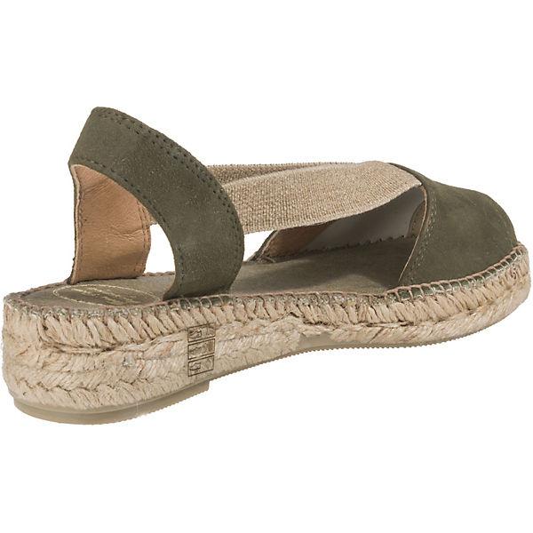 Toni Pons, Klassische Sandalen, khaki Schuhe  Gute Qualität beliebte Schuhe khaki a5f17e
