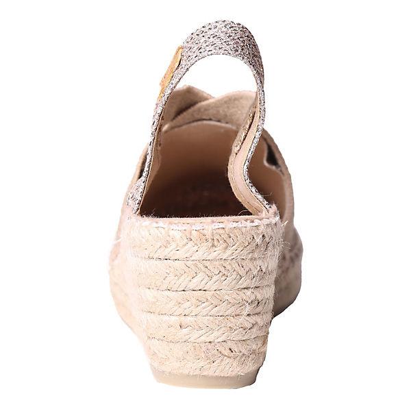 Toni Pons, Triton KeilSandaleetten, silber silber silber  Gute Qualität beliebte Schuhe ac6183