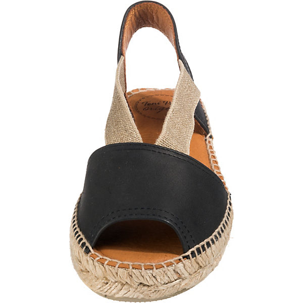 Toni Pons, Gute Klassische Sandalen, schwarz  Gute Pons, Qualität beliebte Schuhe 64b708