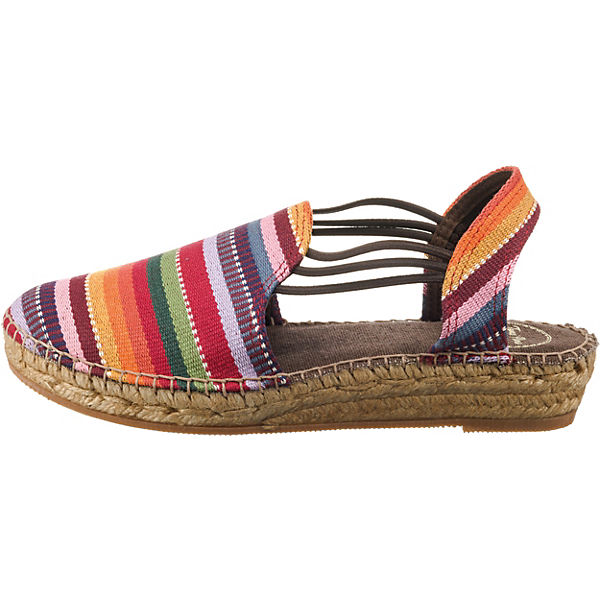 Toni Pons, Klassische Sandalen, beliebte rot-kombi  Gute Qualität beliebte Sandalen, Schuhe 035b82